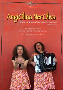 ANGIOLINA AFFICHE A3