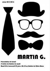 Martin G-plaquette