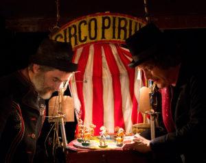 Circo Pirulo - Cie La Sensible BD (c) Camille Voizeux