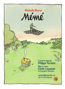 Affiche Mémé